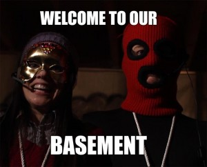 Welcome To Our Basement 1 - Square_Final